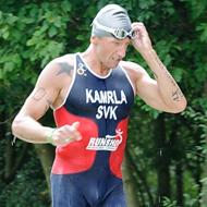 Tomáš Kamrla wird bester Slowake auf Platz Drei