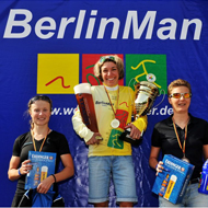 2014 BerlinMan includes again a Quadrathlon