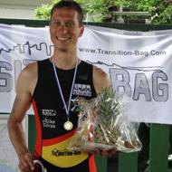 ...und nach dem Laufen durften dann alle strahlen wie Stefan Teichert