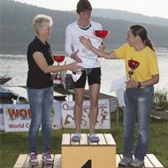Shake Hands: Ellen Mielke, Gabrielle Immendorf und Susanne Walter