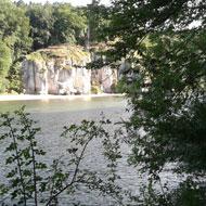 Tolle Landschaften gibt es in Kelheim zu bestaunen