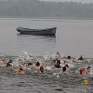 Veranstaltung mit Scharm und Deutscher Meisterschaft in Wassersuppe