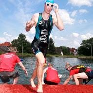 Hartes Trainingswochende für Stefan Teichert
