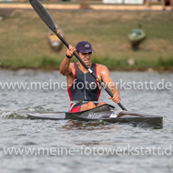 Ferenc Csima in paddling a dominator