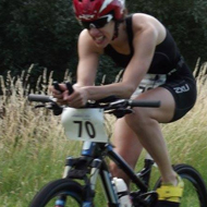 Helen Russell ist die schnellste Frau