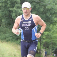 Fourth place for the world champion on the long distance: Leoš Roušavý