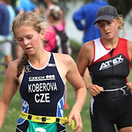 Grolmusová and Koberová in the duell