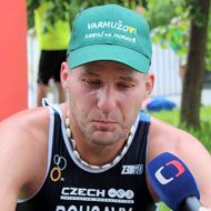 Emotional victory at the long distance World Championship by Leoš Roušavý